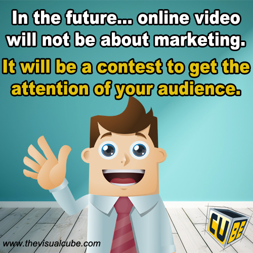 The Visual Cube Vijith Premasinghe Video Marketing Quotes 2016