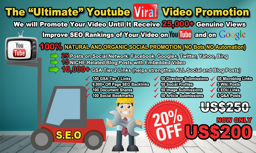 Viral Video Promotion 2017 Viral Video Promotion 2017