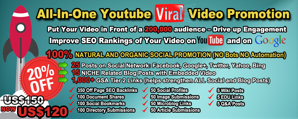 youtube viral video promotion youtube viral video 2017 youtube video seo 2017