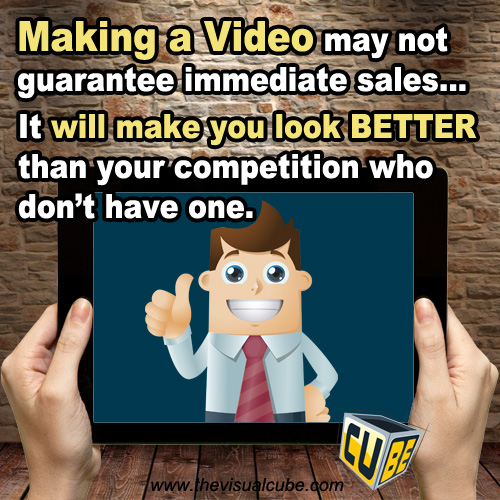The Visual Cube Vijith Premasinghe Video Marketing Quotes 2017 03
