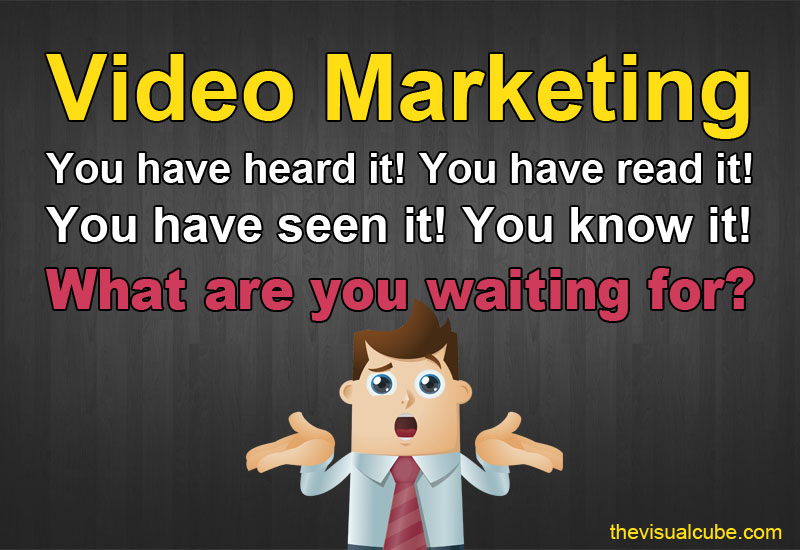video marketing quotes 2018 The Visual Cube 2018