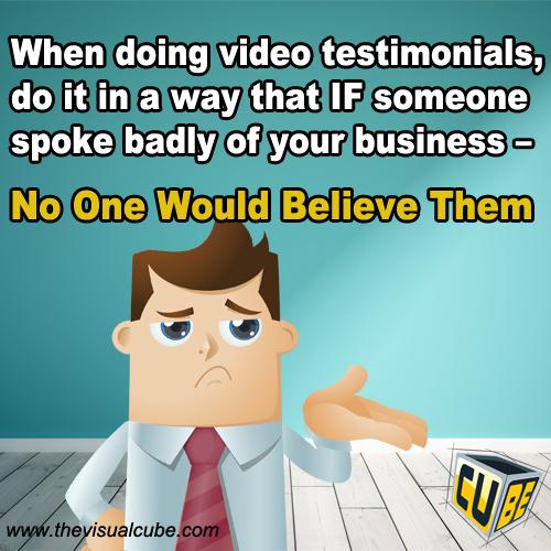 The Visual Cube Vijith Premasinghe Video Marketing Quotes 2016