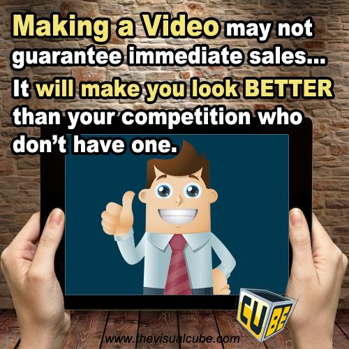 The Visual Cube Vijith Premasinghe Video Marketing Quotes 2017 03